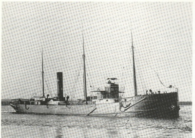 THE HISTORIC LAKER BANNOCKBURN LOST ON LAKE SUPERIOR IN NOVEMBER 1902